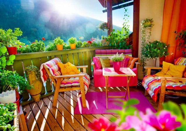 балконска градина
