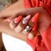 23 уна-гранде маникюри за лято, изпълнено с много страст и красиви моменти (Галерия)