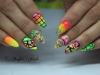 23 стилни, летни и отиващи на всяка форма нокти маникюри (снимки)