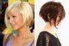 Как да подстрижем изтощената и изтъняла коса след морето - перфектните прически за обем на тънка и рядка коса (Снимки):