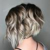 Ретро прически за къса коса