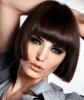 Късо каре с бретон 2020 - най-популярните идеи за прическата на Клеопатра (Снимки):