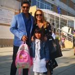 Светослав Иванов с дъщеря си