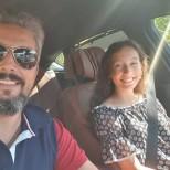 Стефан с дъщеря си