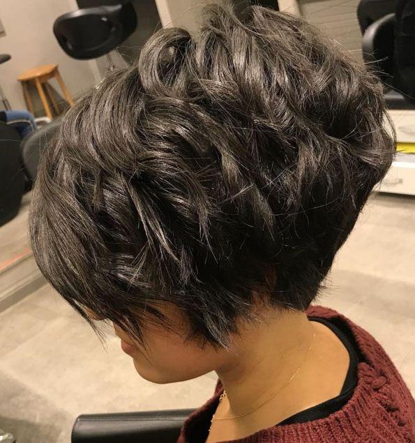 скосен боб чуплива коса