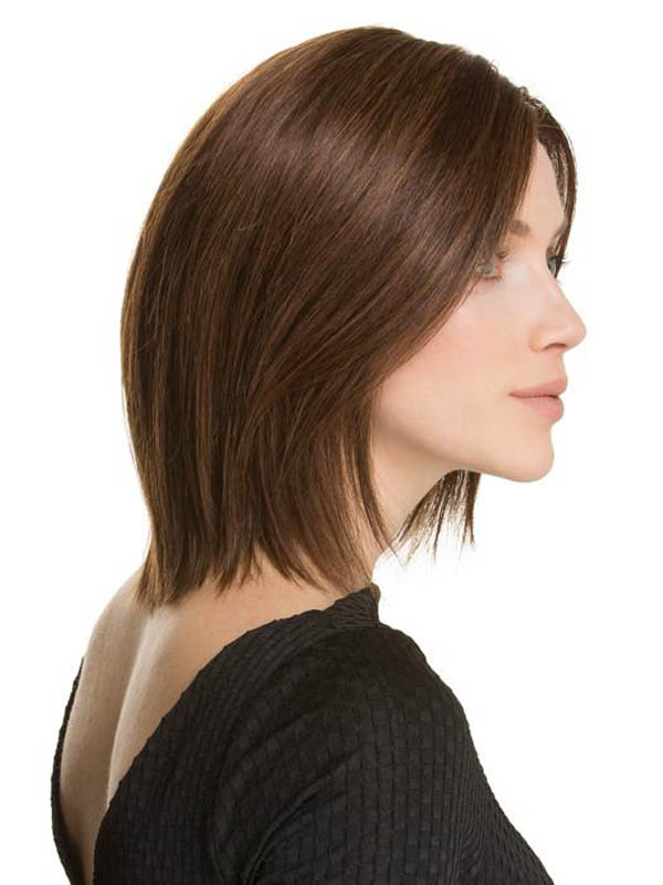 прическа дебют права коса