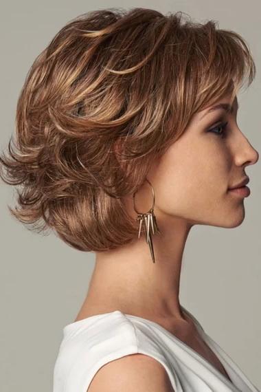 прическа къса коса