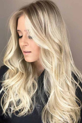 Небрежни прически за дълга коса