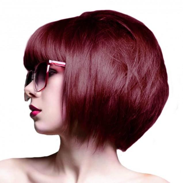 каре с бретон гъста коса