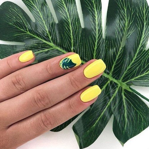Модни дизайни на ноктите