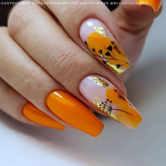 оранжева есен