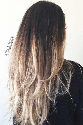 Подстрижки за дълга коса