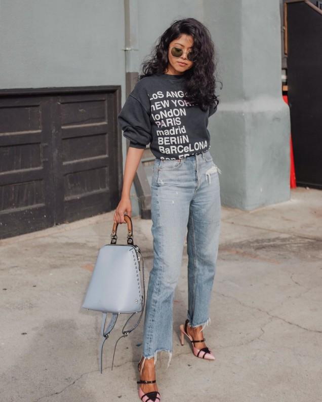 Модерни дънки за жени