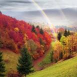 есен в Англия