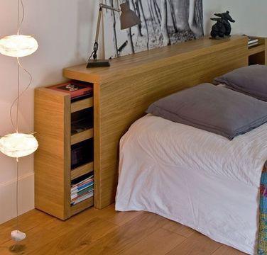 идея съхранение в спалнята