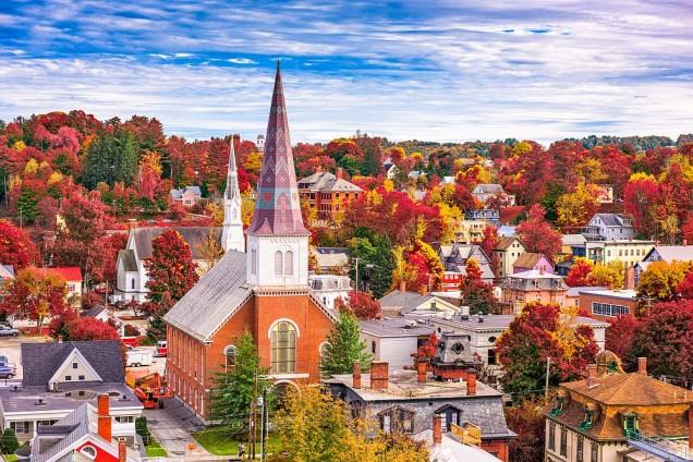 есен Нова Англия