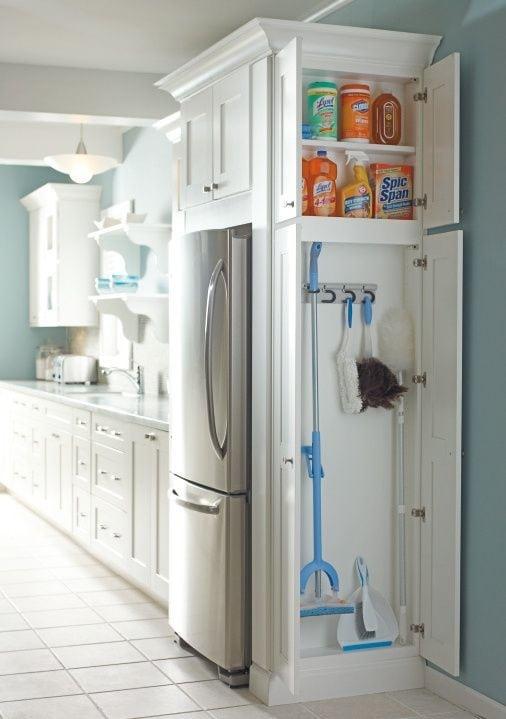 съхранение в кухнята