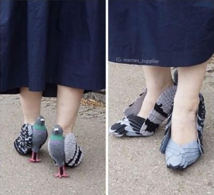 обувки кич