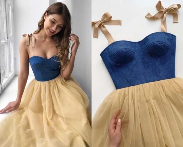 рокля на Снежанка