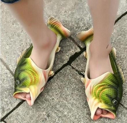 обувки риба