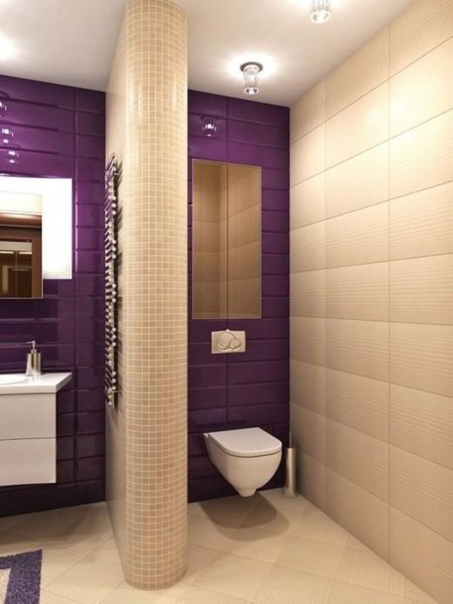 зониране малка баня