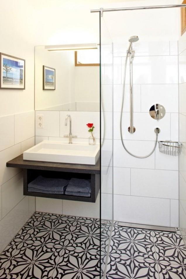 дизайн малка баня