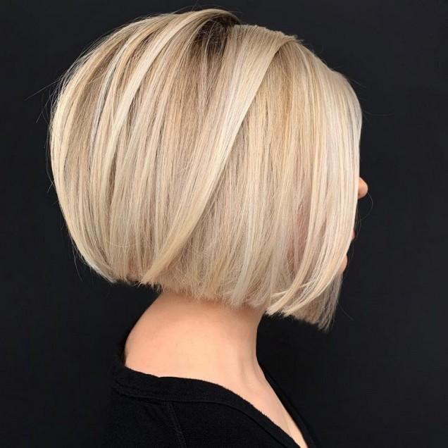Подходящи къси прически за къса коса