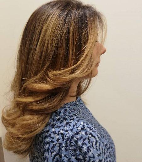 Лесни прически за тънка коса