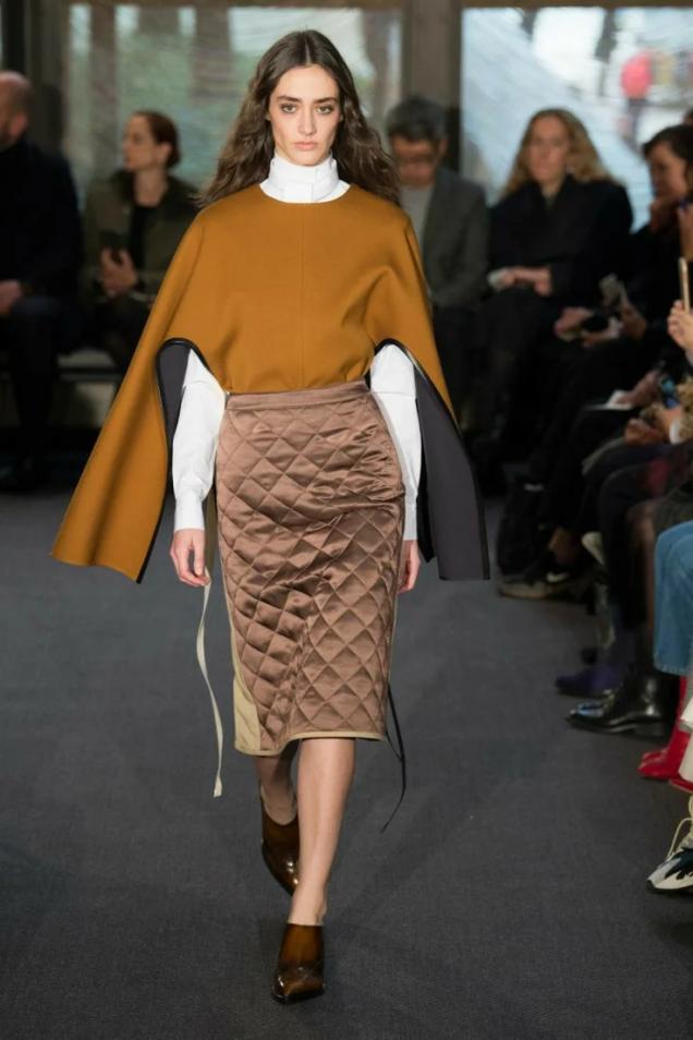 зимна ватирана пола