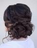 Прически за рядка коса