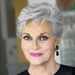 прическа за жени над 60