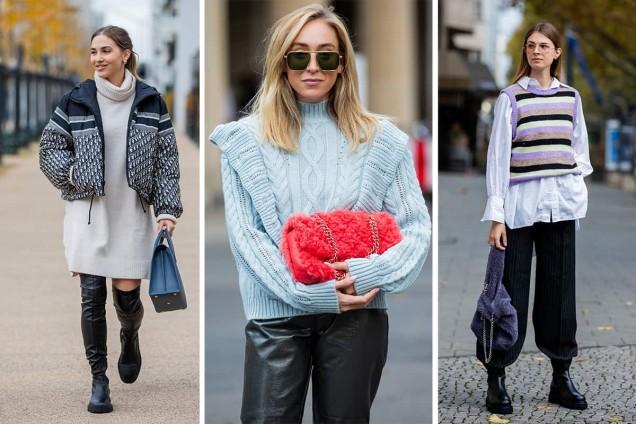 широки пуловери