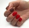Атрактивен маникюр за къси нокти