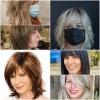10 луксозни средни прически с бретон за дами над 40 за 2021