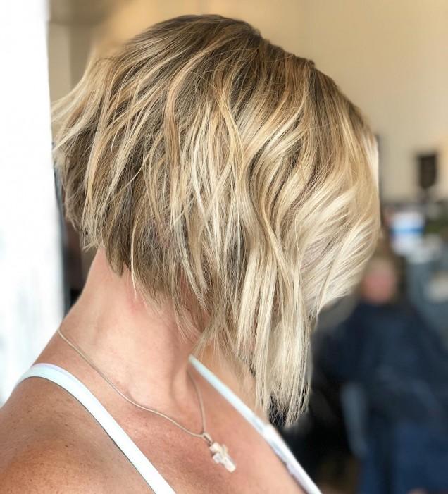 прически руса коса
