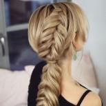 Официални прически за дълга коса