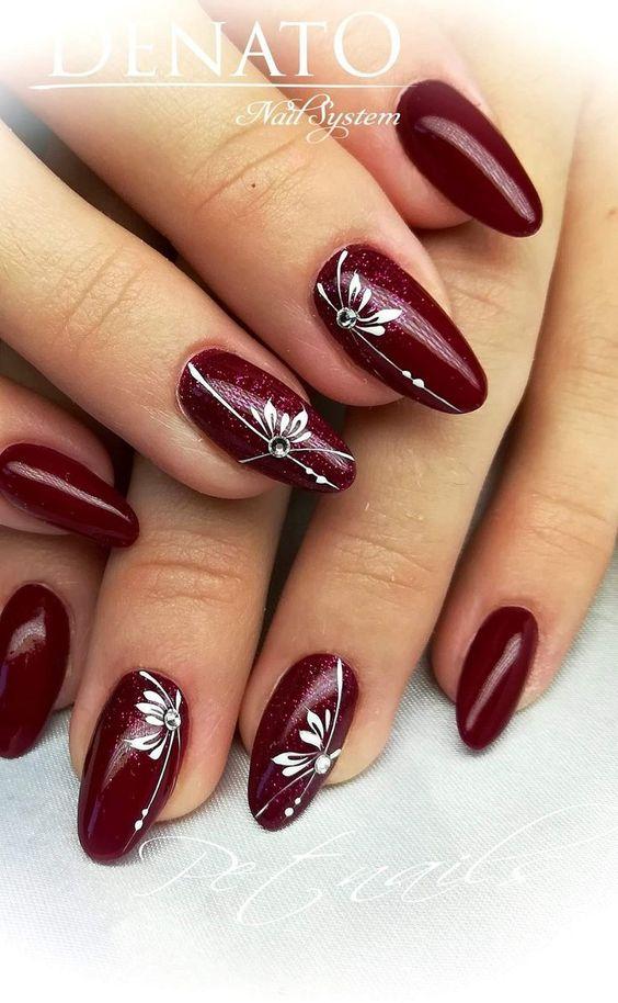 червено бордо
