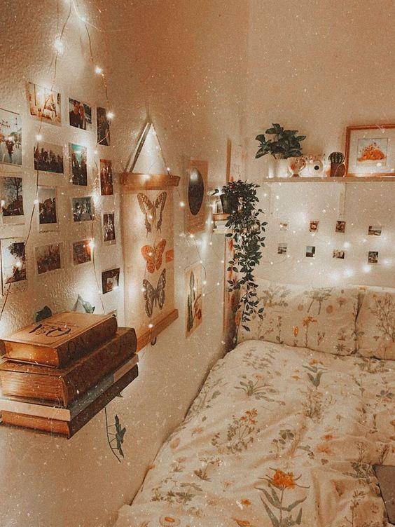 спалня украса