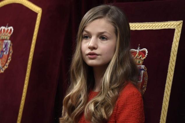 принцеса Леонор от Испания