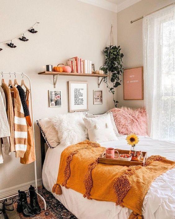 светла спалня