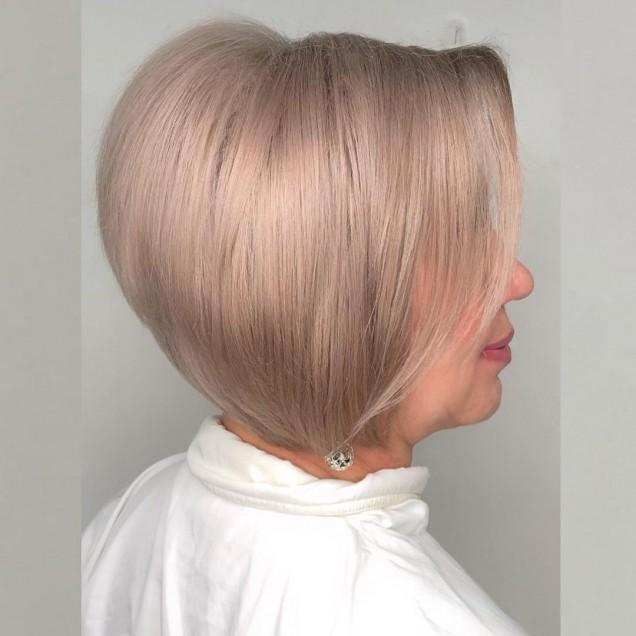 Актуални цветове на коса 2021