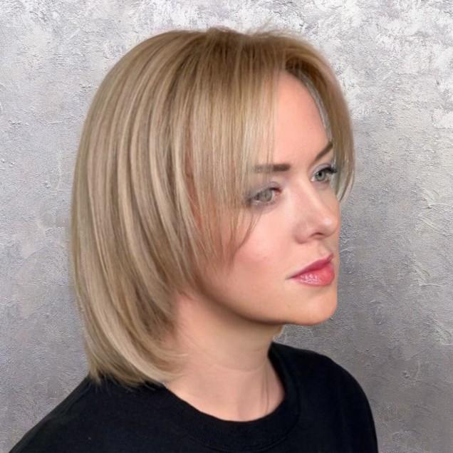 боб за рядка коса