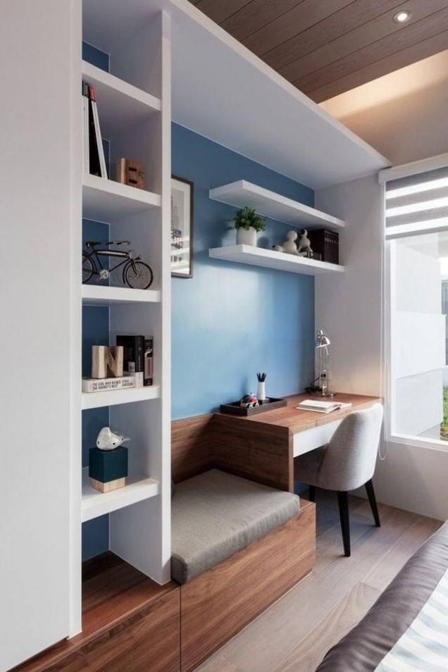 идеи малки пространства