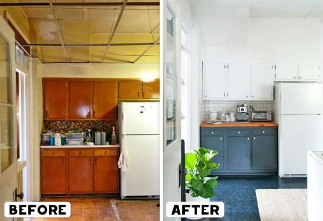 промяна на дома