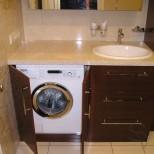 идеи пералня в кухнята