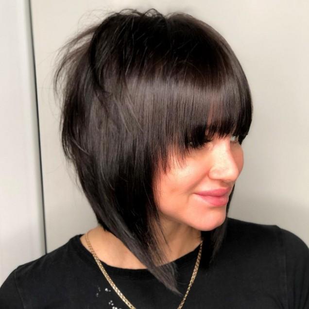 Коса на пластове или равна