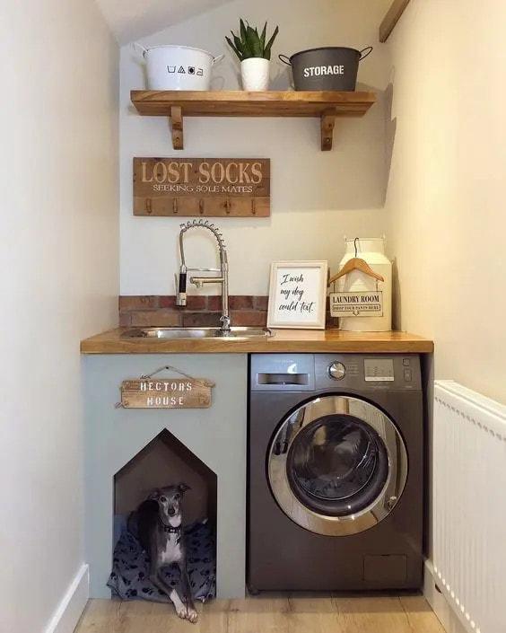 идеи за пералнята