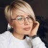 12 стилни къси прически с бретон за кръгло лице 2021г