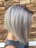 Боя за коса платинено русо