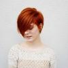 Прическа боб за къса коса